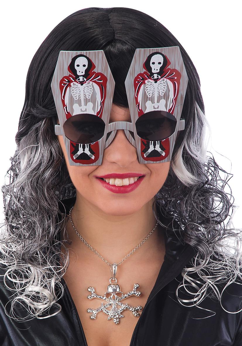 Occhiali spettrali con bare