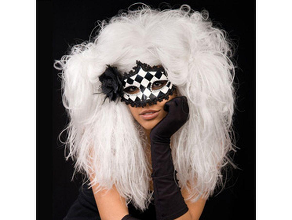 parrucca Easy grigio perla