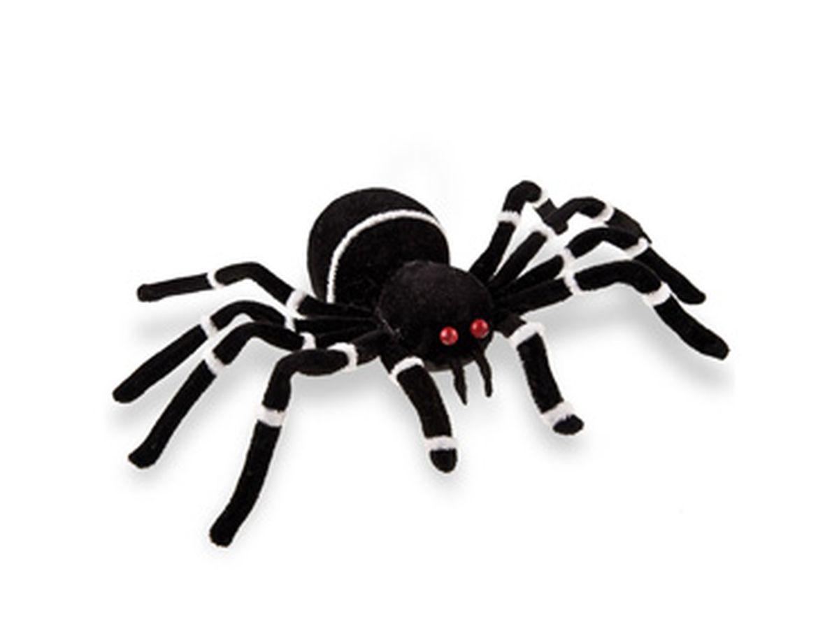 ragno in velluto diametro cm 30