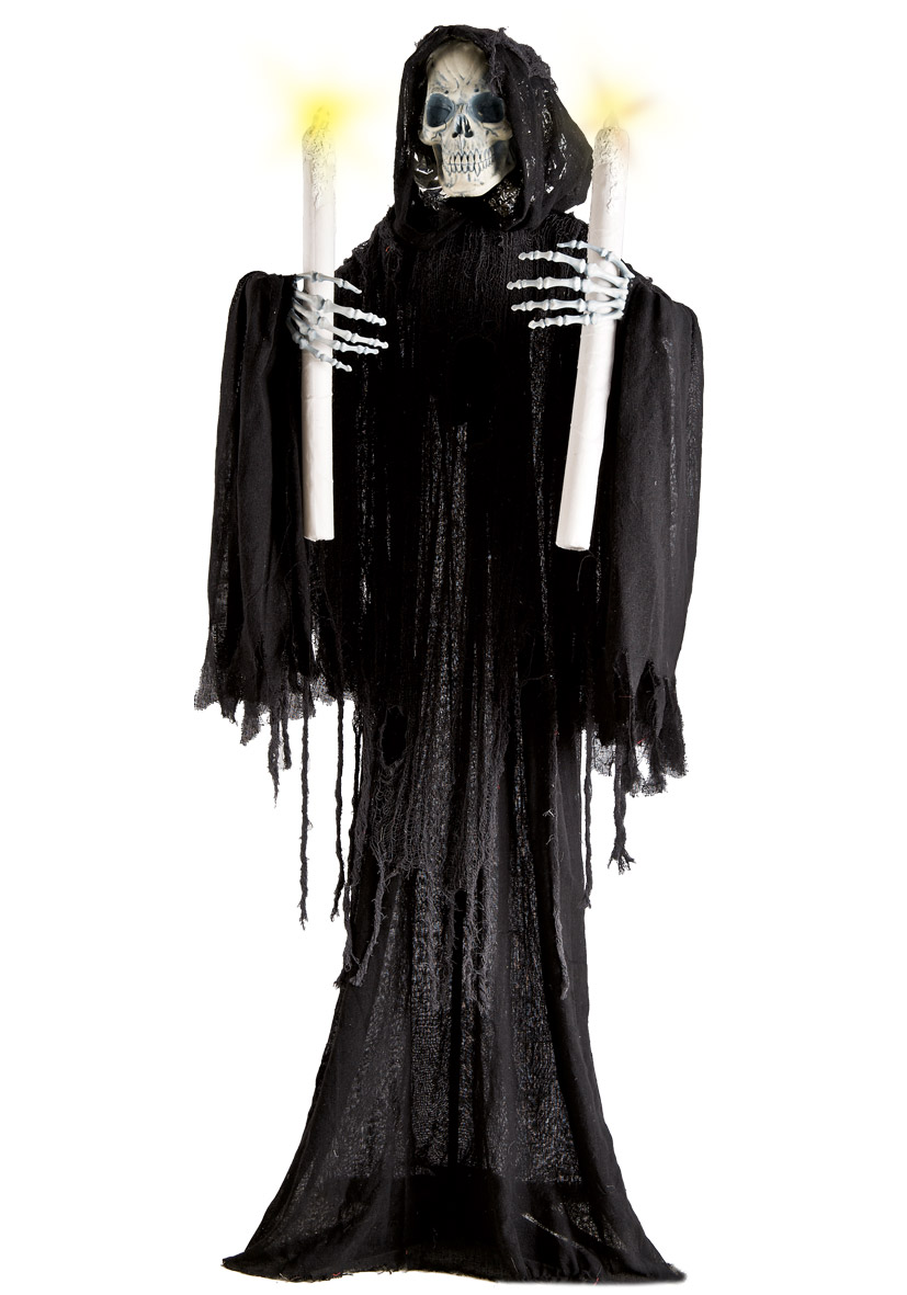 scheletro con candele (1)