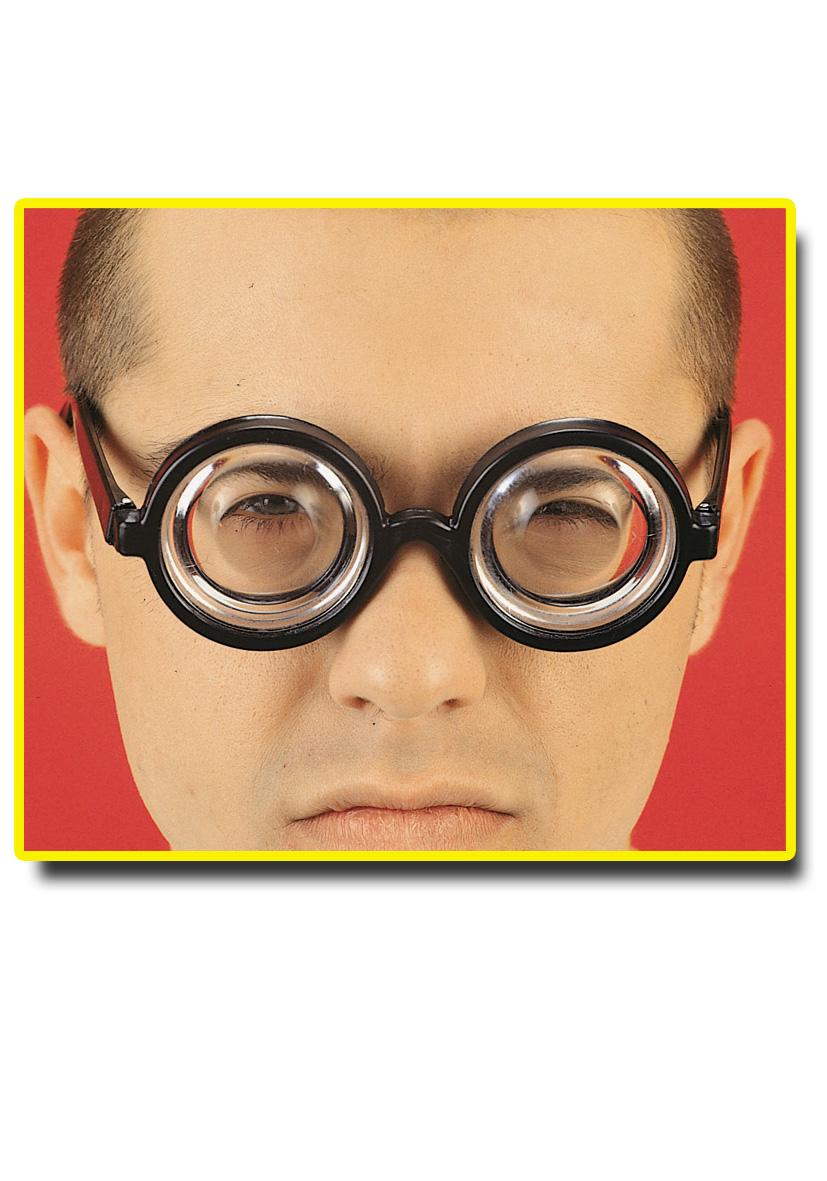 occhiali lenti spesse