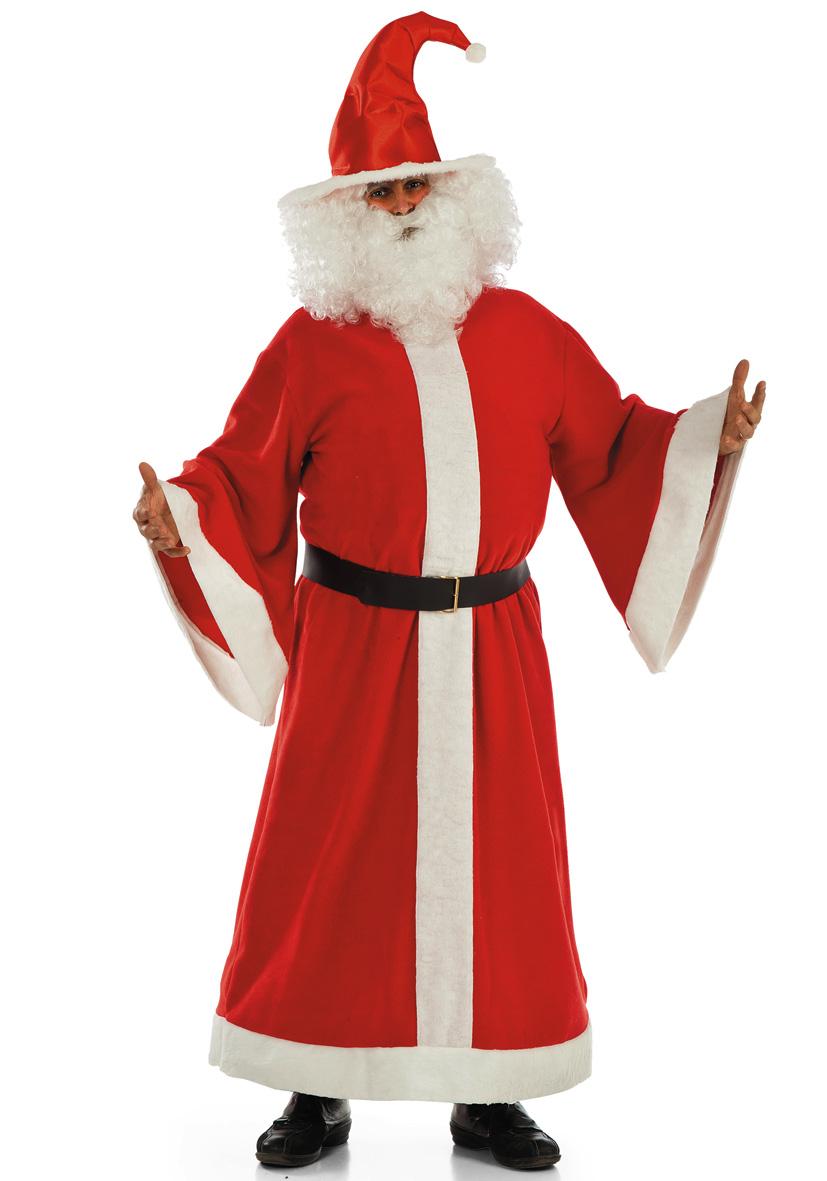Costume Babbo Natale Santa Claus