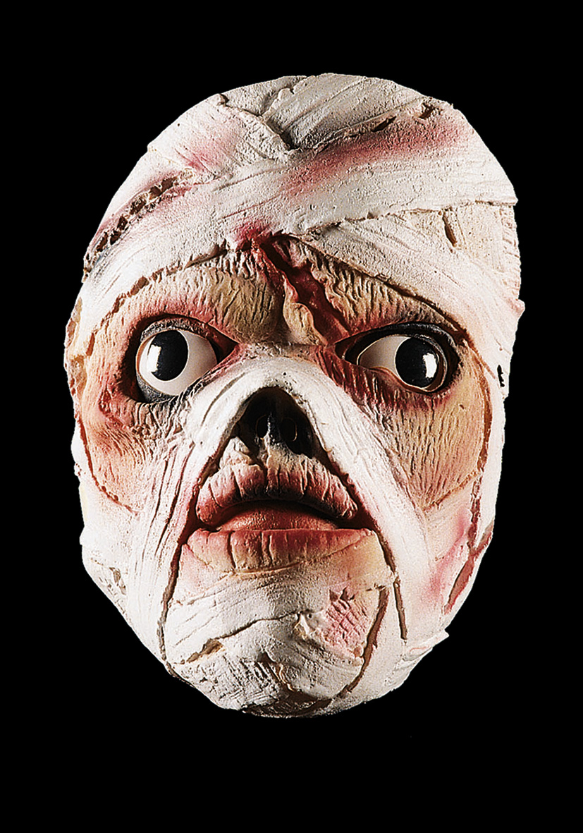 Maschera mummia