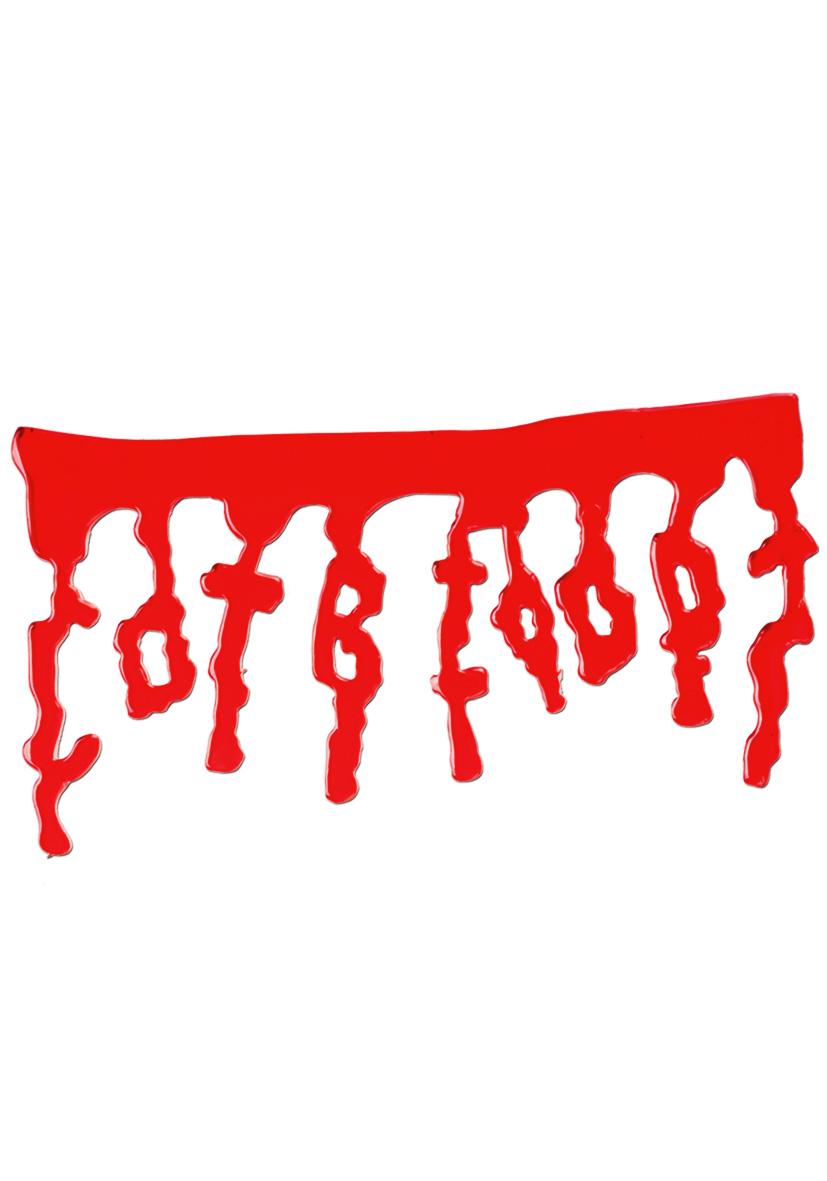 Colate di sangue in gel