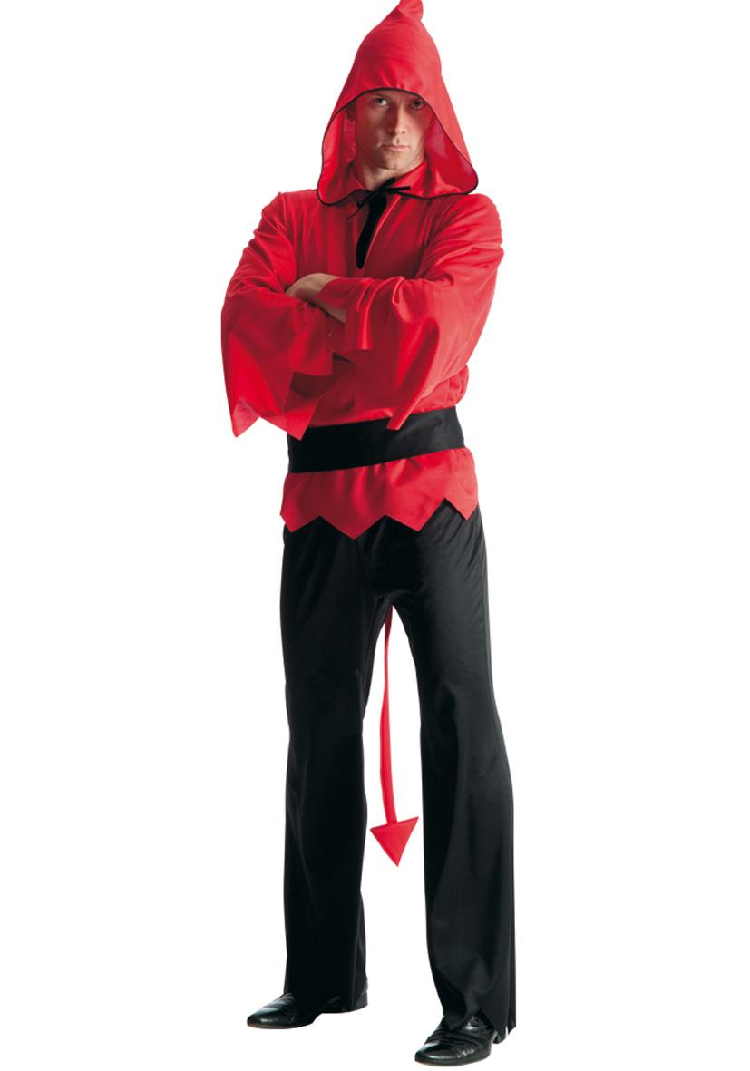 Costume diavolo mefisto