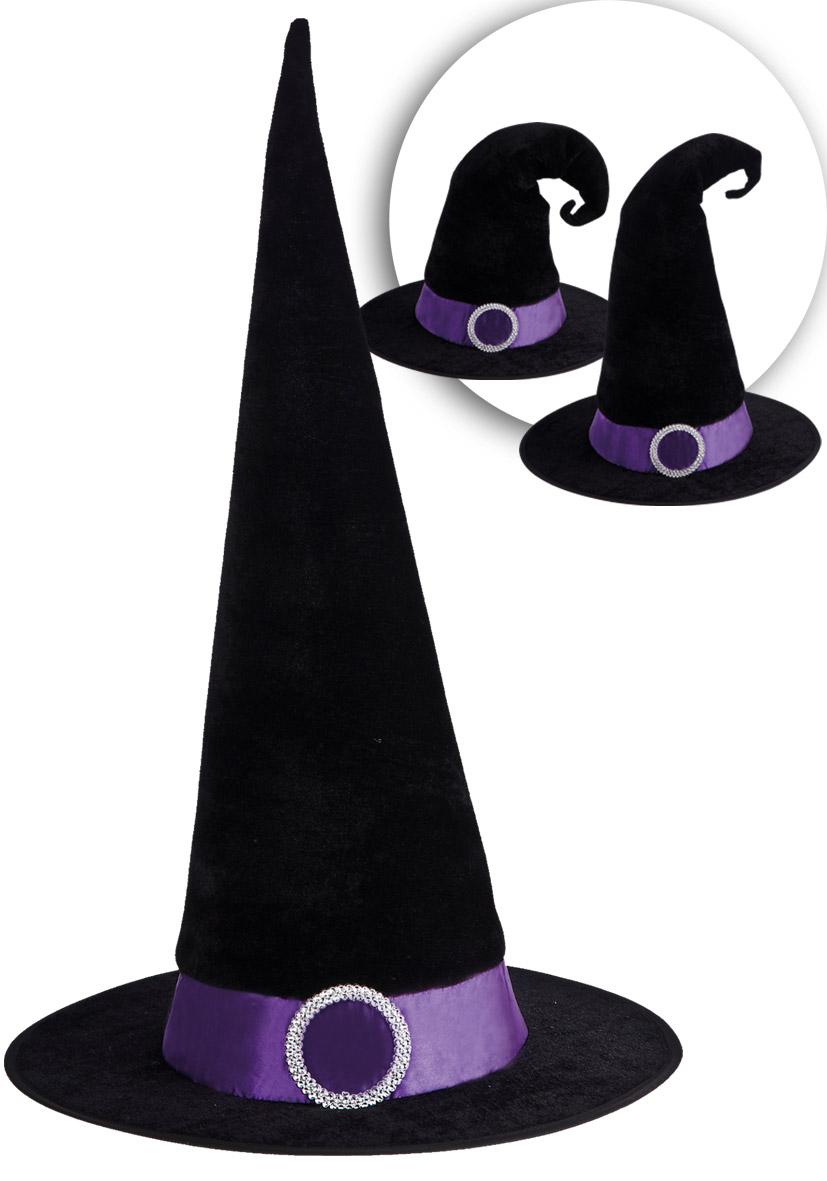 Cappello strega modellabile