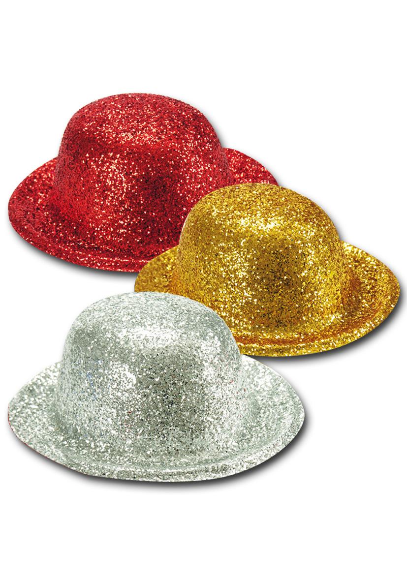 cappellini con glitter