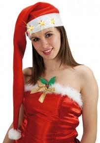 cappuccio Babbo Natale lunghissimo