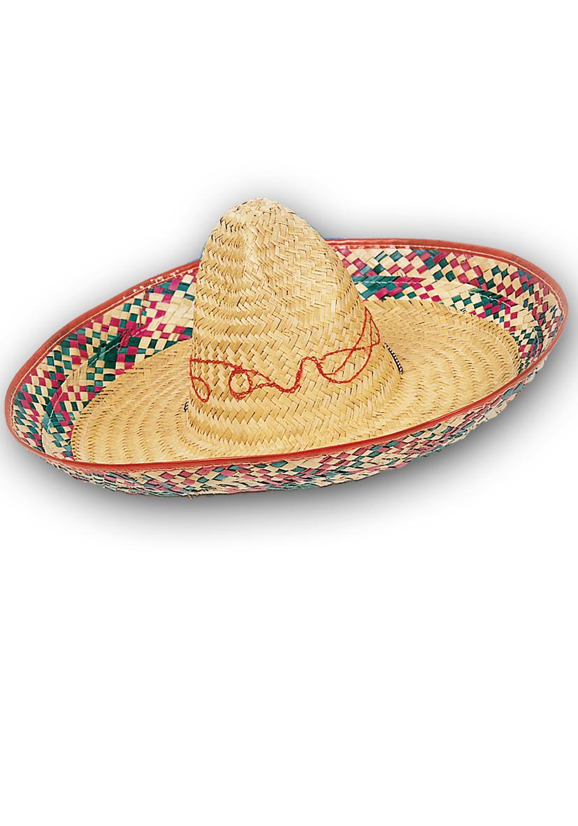 Sombrero con decorazioni