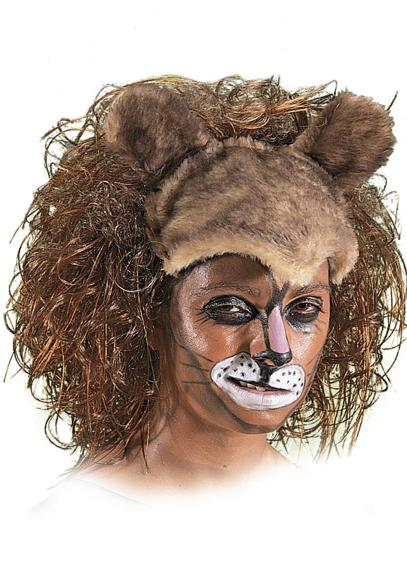 parrucca leone