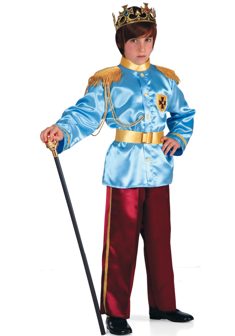 Costume principe William