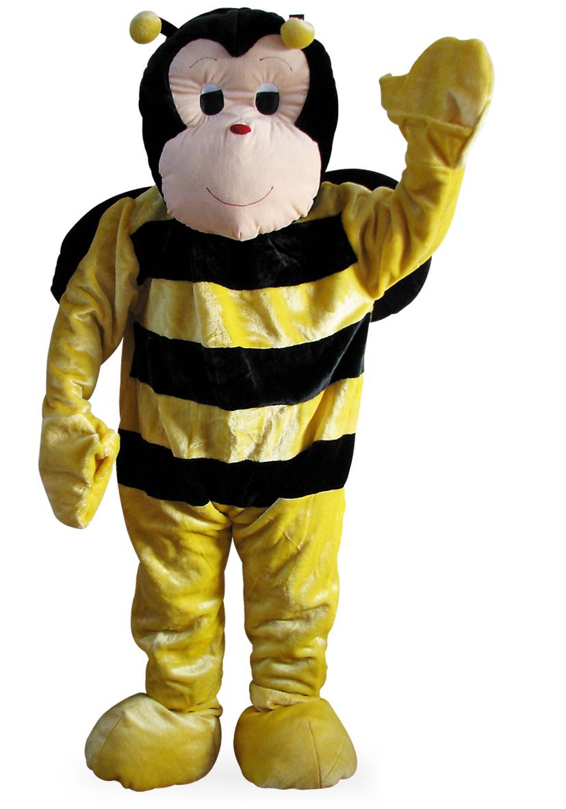Costume mascotte ape