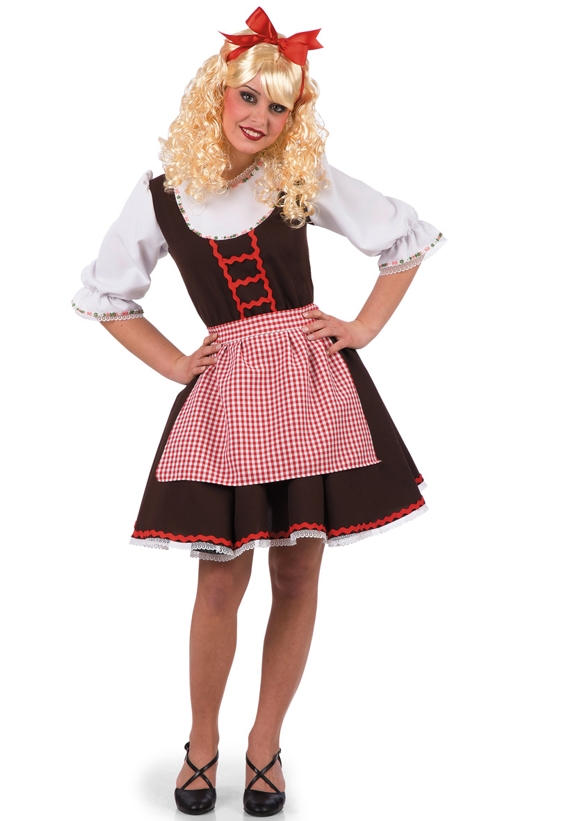 Costume Gertrude