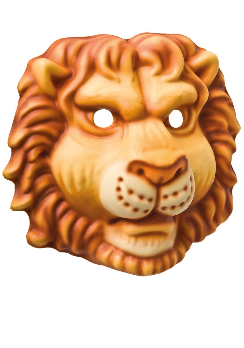 maschera leone in eva