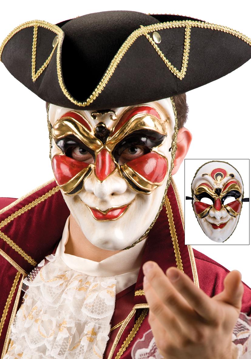 Maschera Joker cartapesta