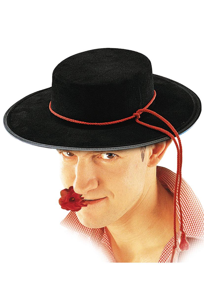 Cappello da spagnolo classico