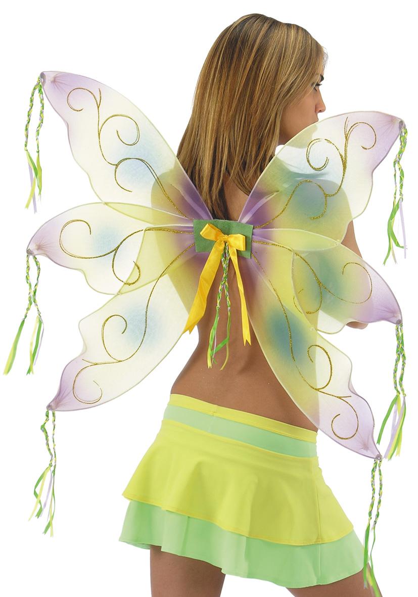 Ali farfalla alte cm 80
