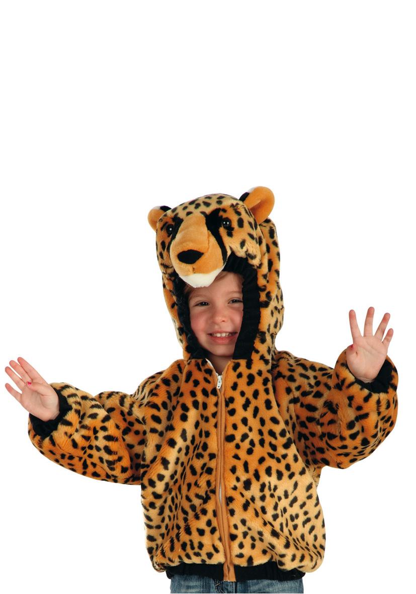 Giubbotto leopardo