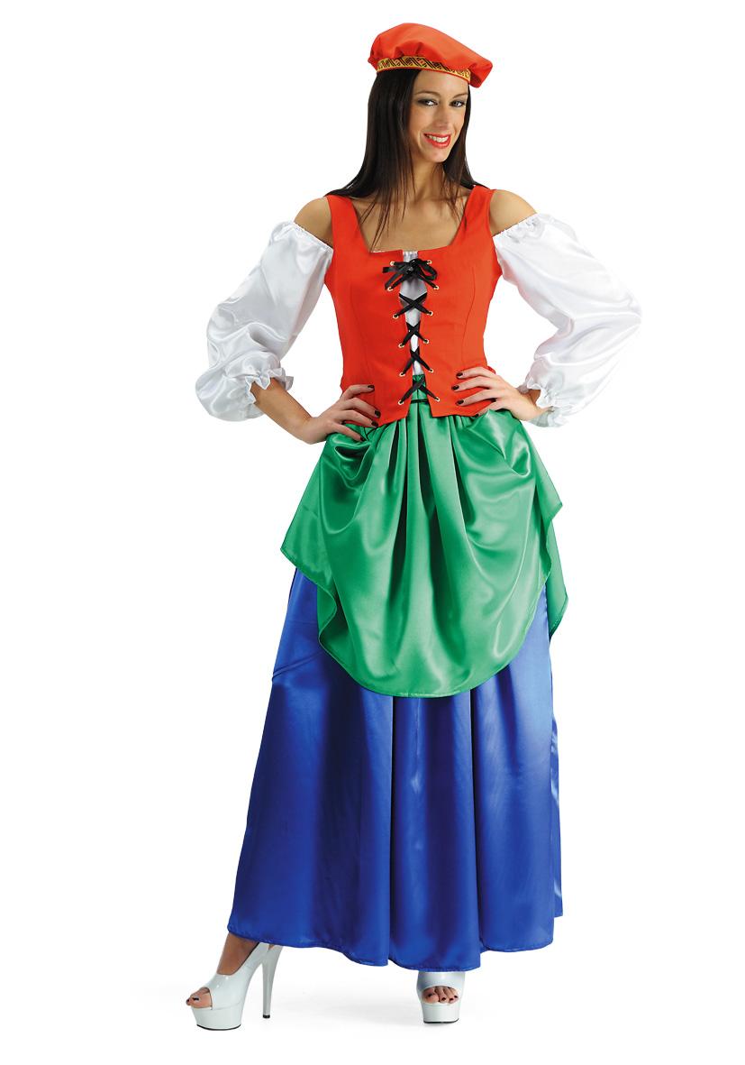 Costume locandiera