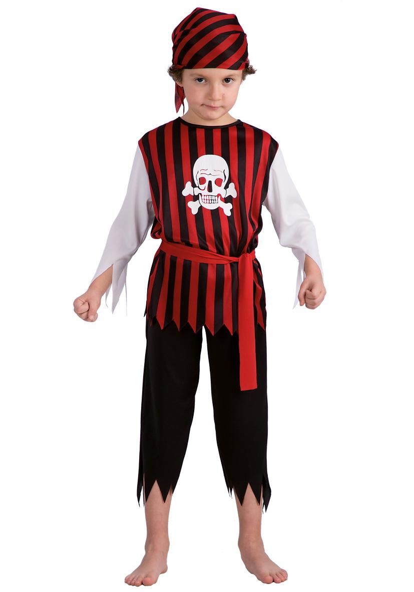 Costume corsaro con bandana