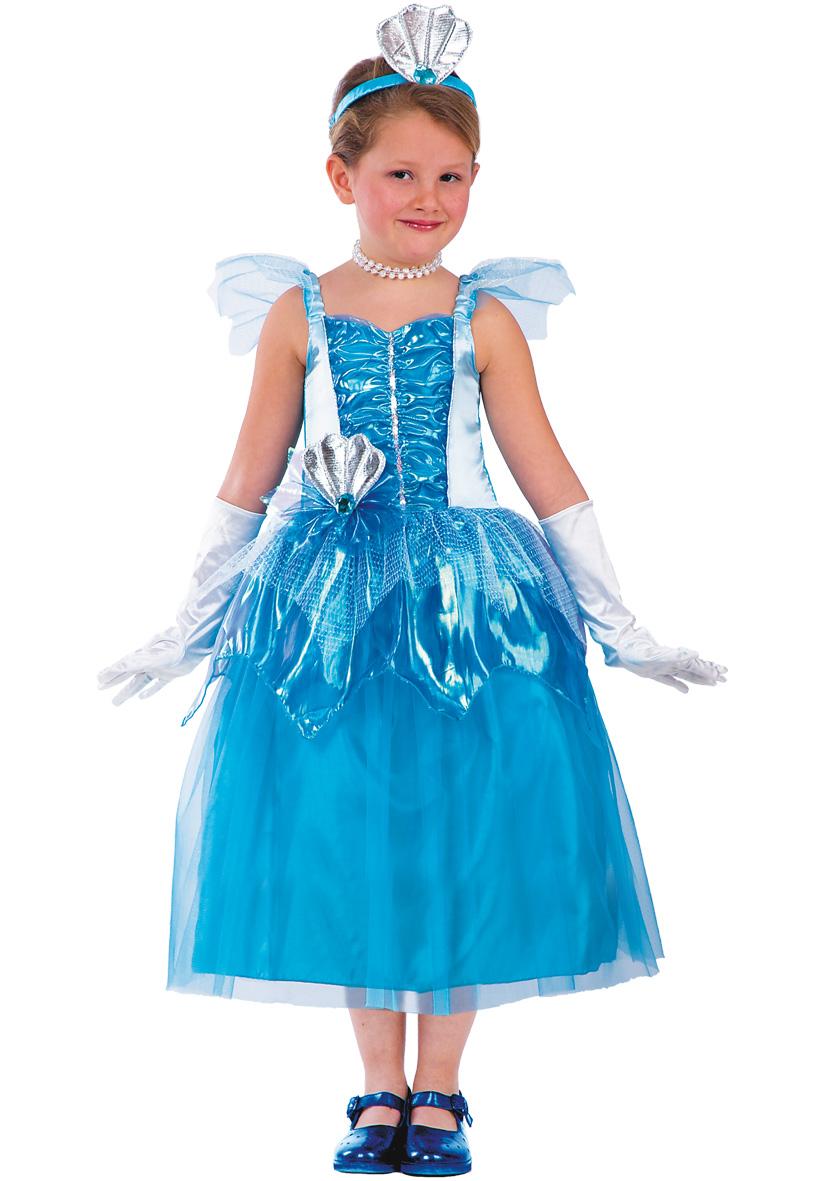Costume principessa Azzurra