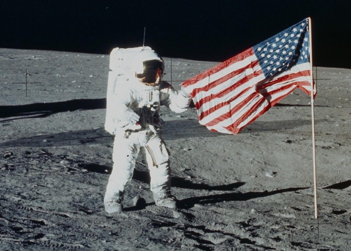 Apollo allunaggio 1969