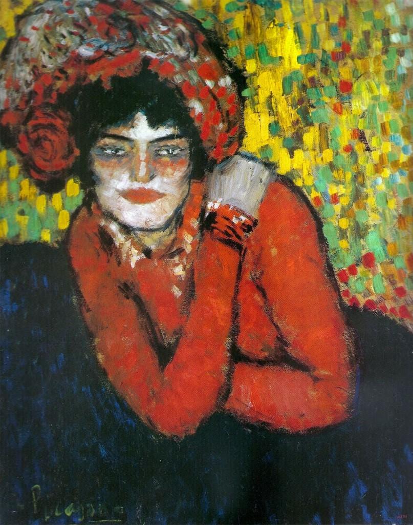 Margot Pablo Picasso