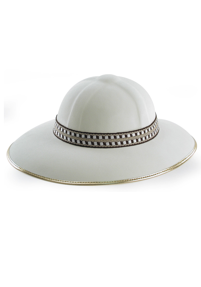 Cappello safari