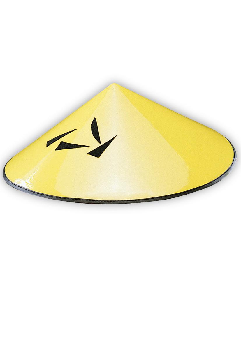 Cappello cinese in plastica