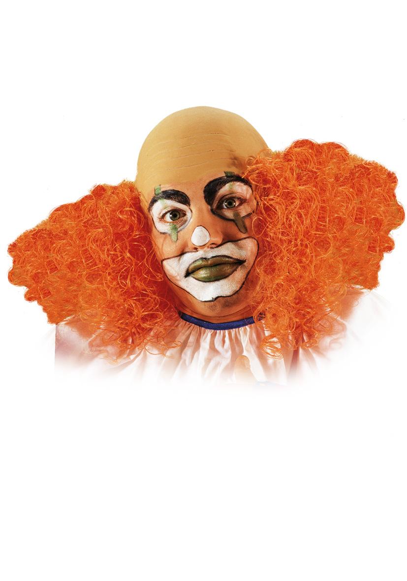 Calotta clown in colori assortiti