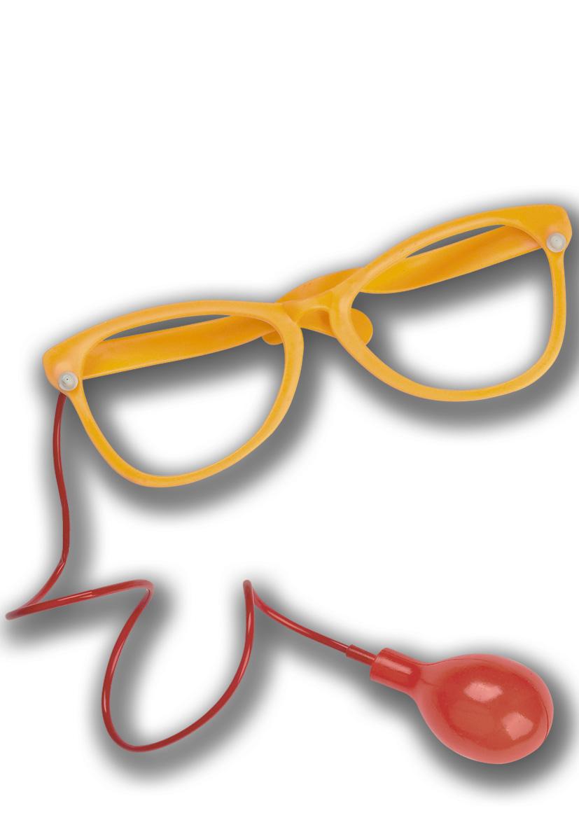 occhiali giganti a spruzzo