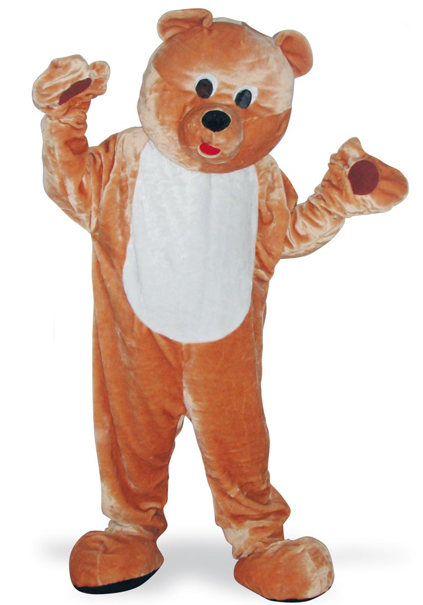 Mascotte orso