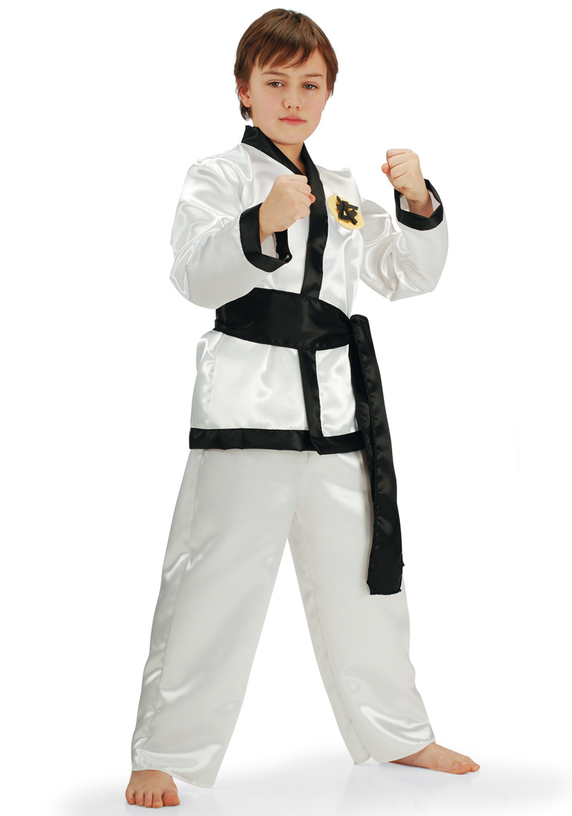 Costume karate