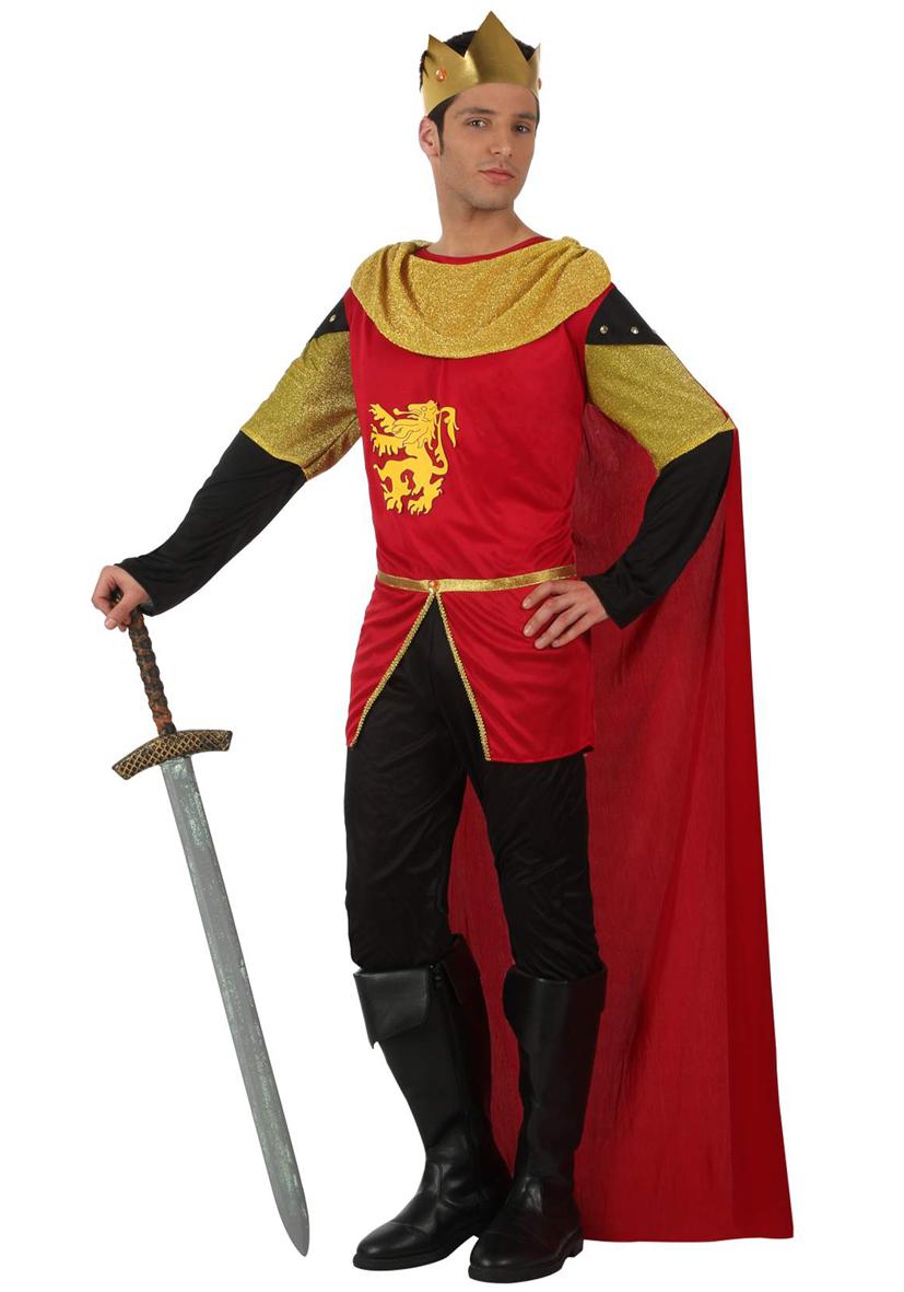 Costume re medievale