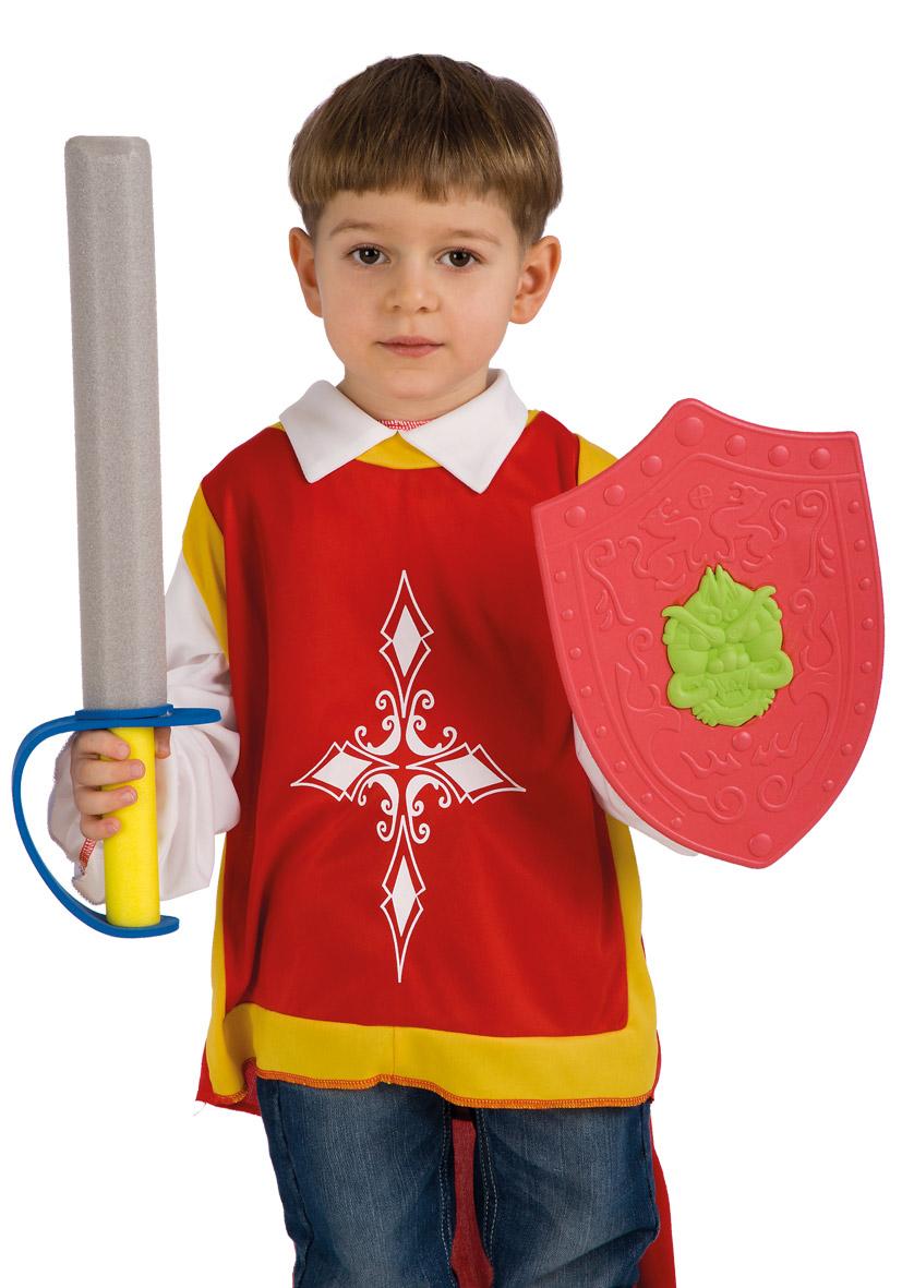 spada e scudo cavaliere