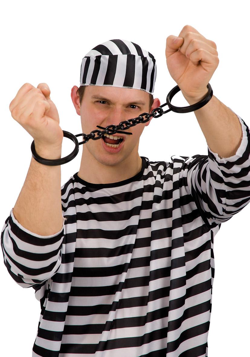Manette prigioniero