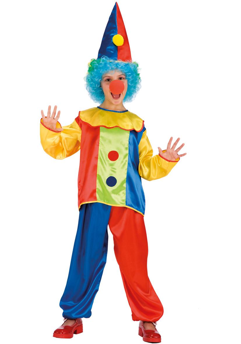Costume clown birba