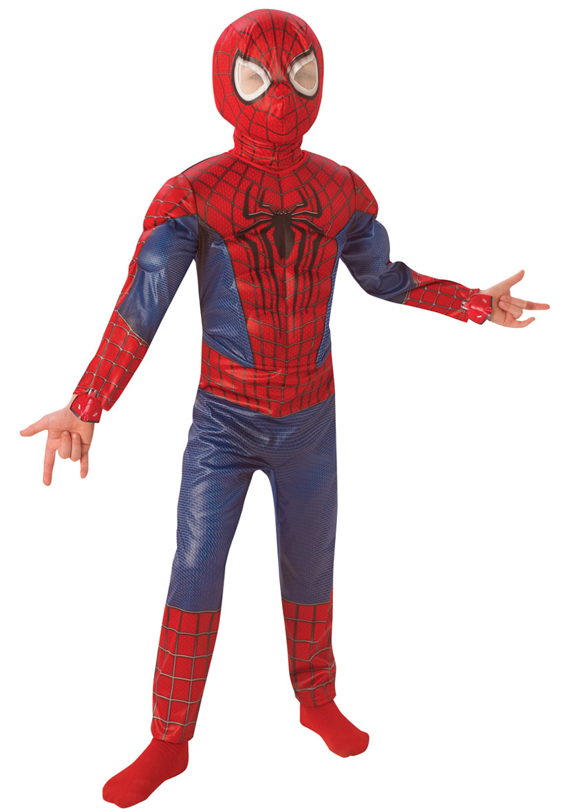amazing spiderman bambino