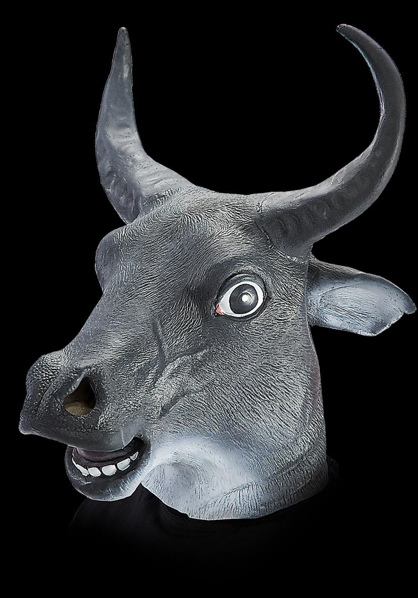 Maschera bovino