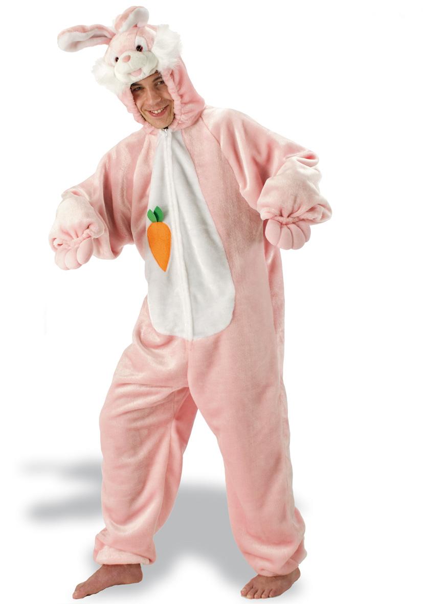 Costume peluche coniglio