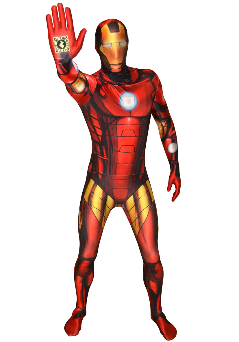 TUTA MORPHSUIT IRON MAN