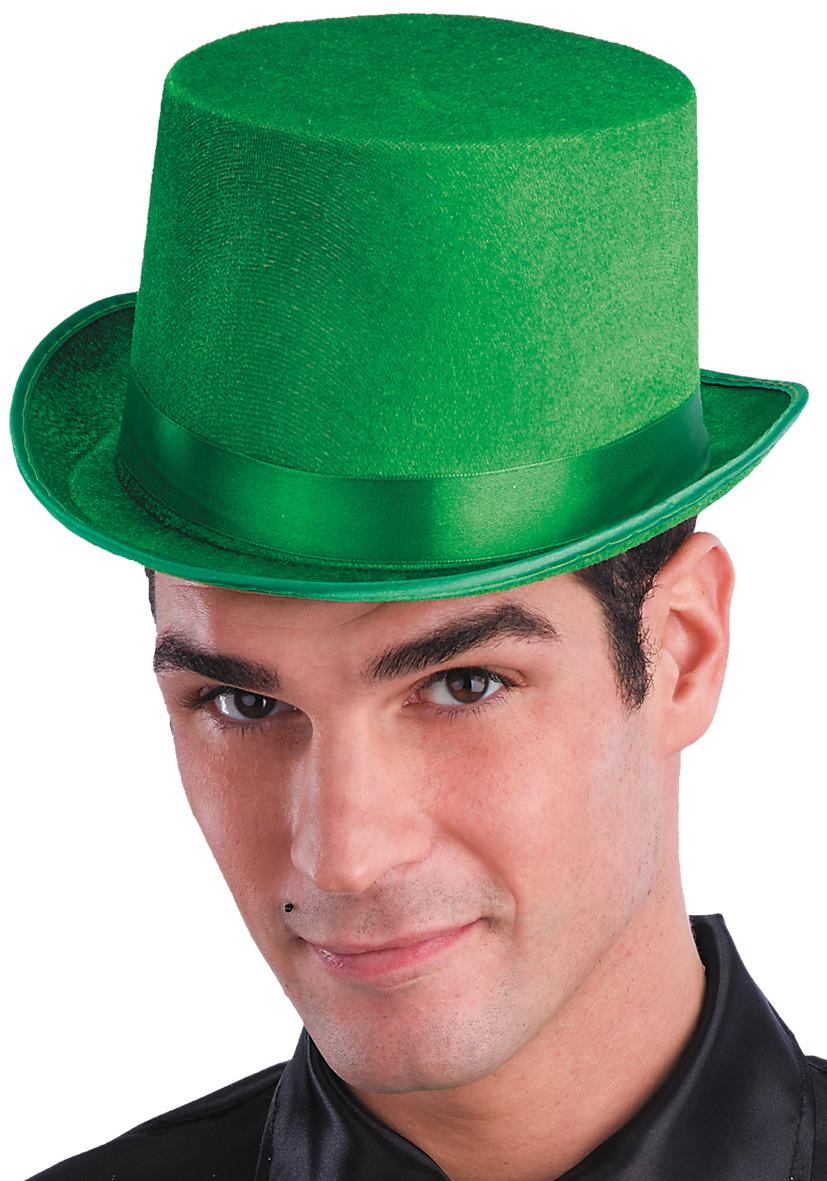 Cilindro verde Saint Patrick