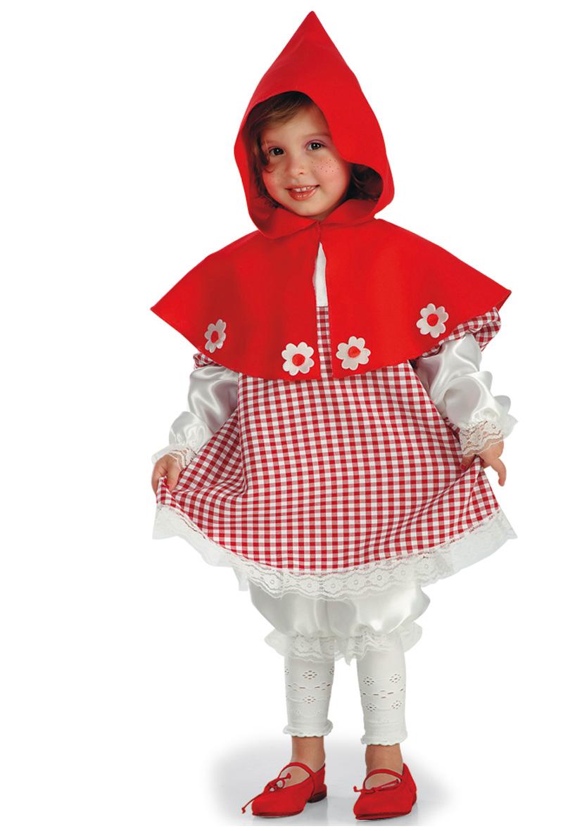 Costume Piccolo Cappuccetto