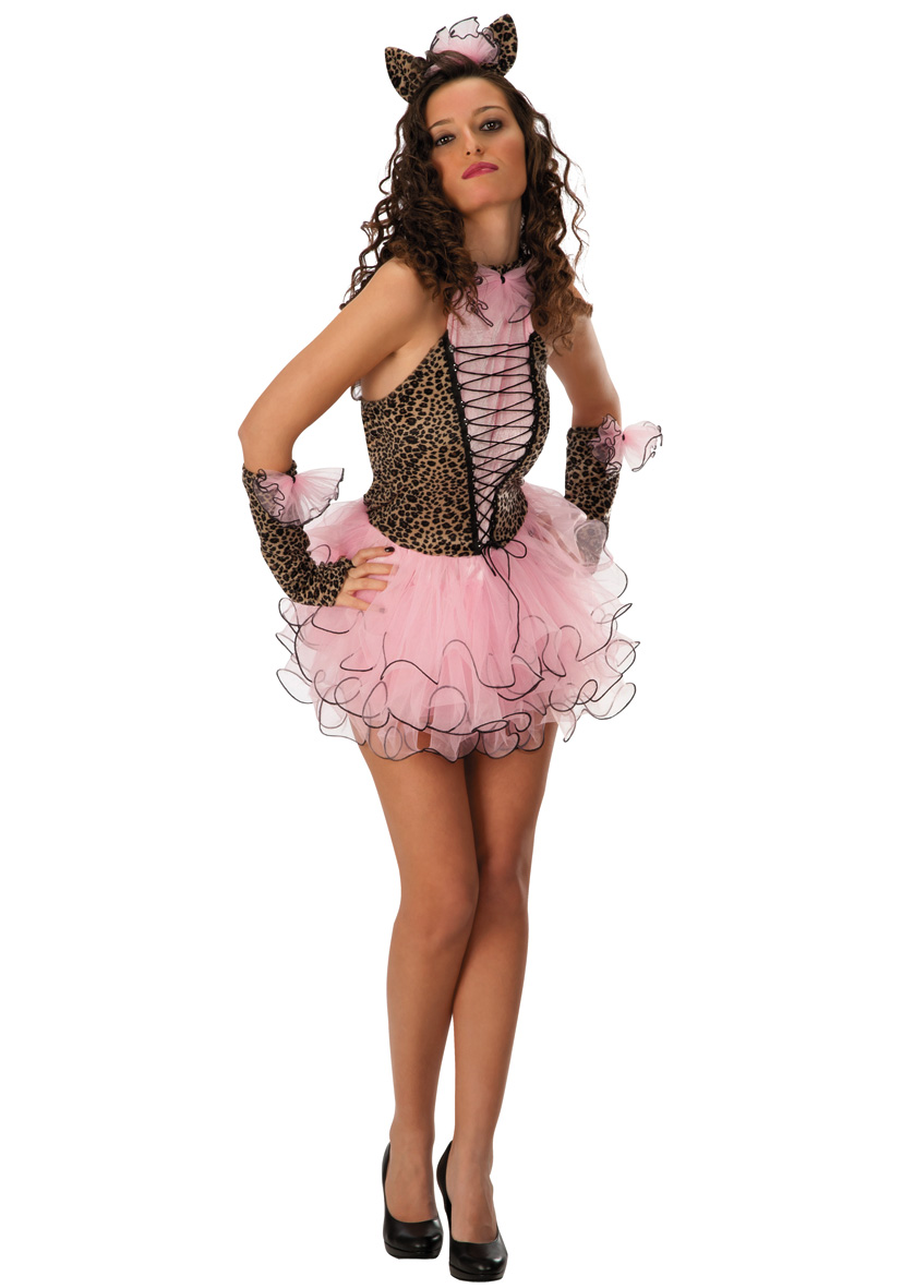 Costume sweet panther